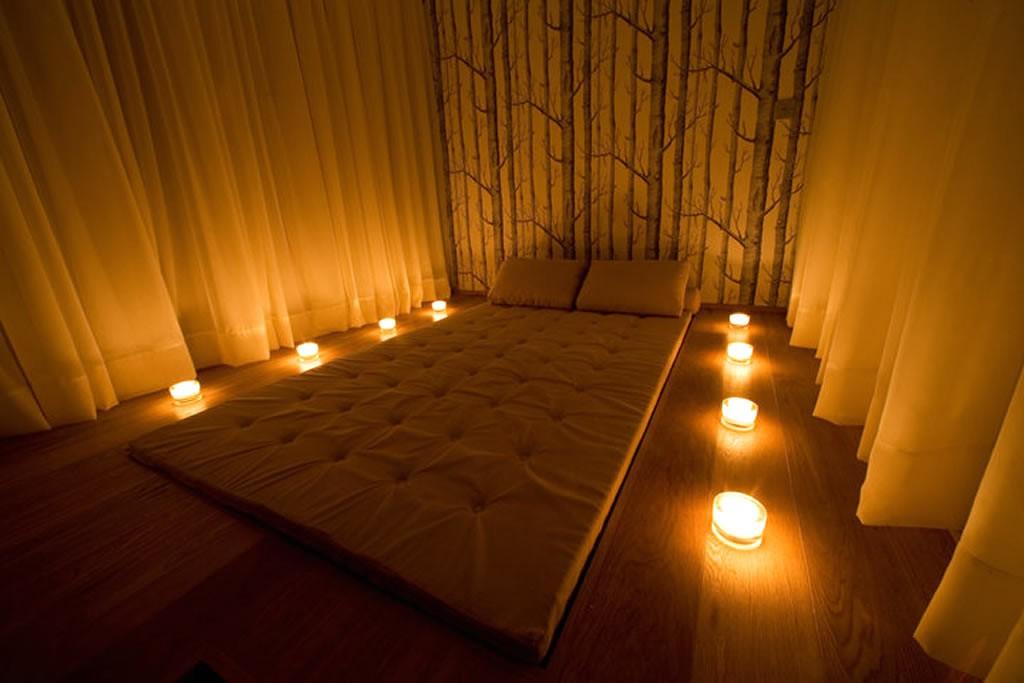 Romantic Erotic Massage